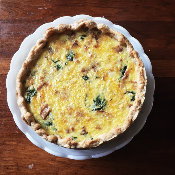 a delightful quiche recipe by sweerevengepdx