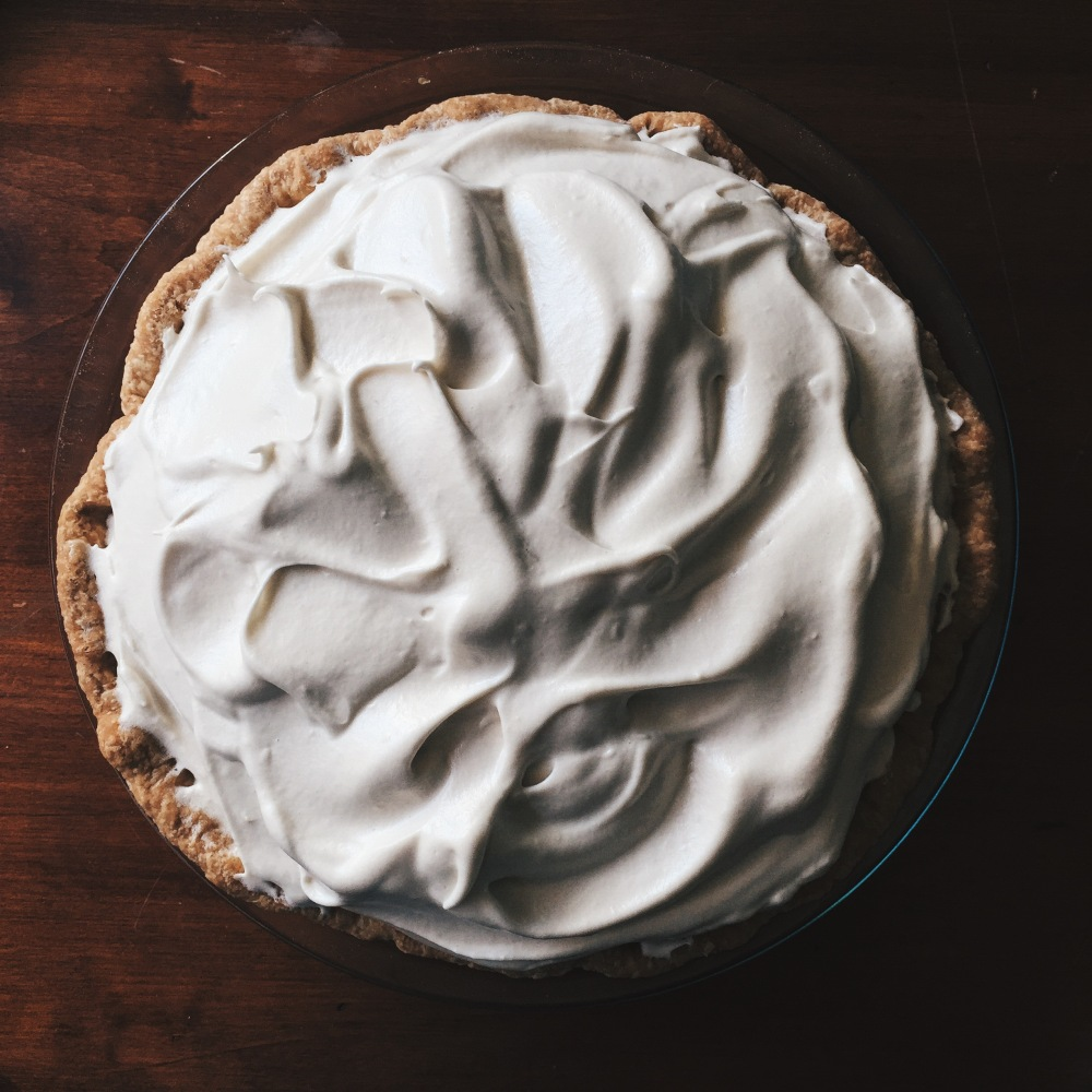 a tea infused pie recipe