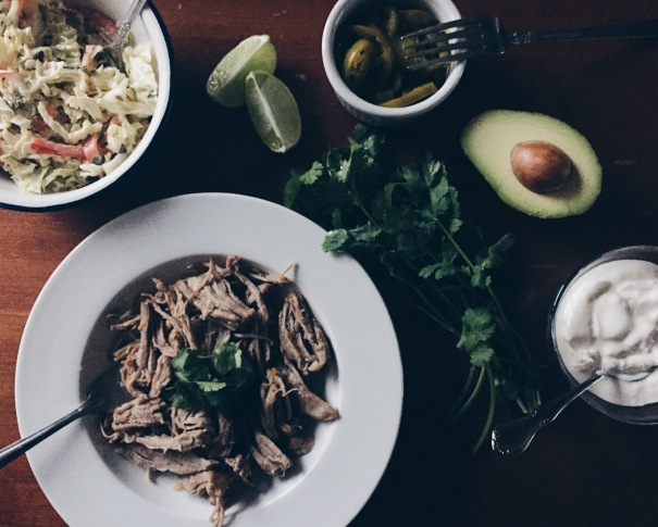 quick, easy & flavorful carnitas